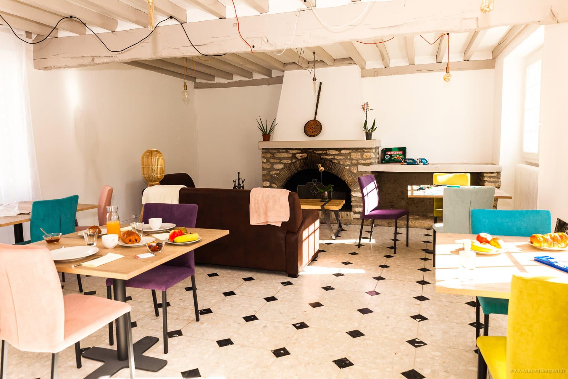 salon maison hôtes Beynes Yvelines