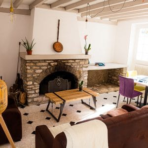 salon maison hôtes Yvelines